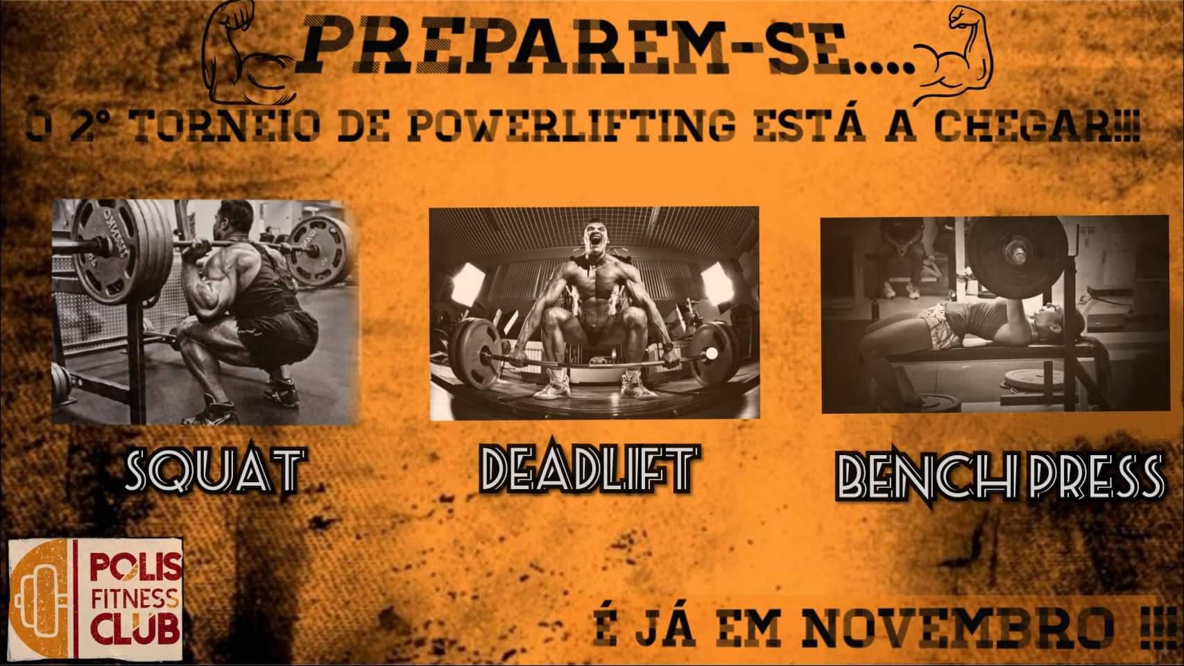 2º Torneio de Powerlifting