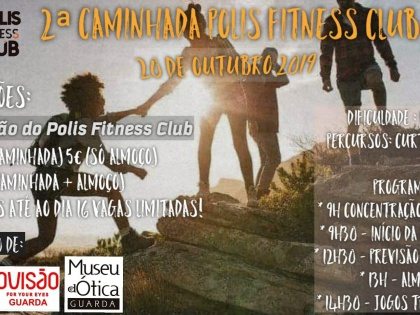 2ª Caminhada Polis Fitness Club